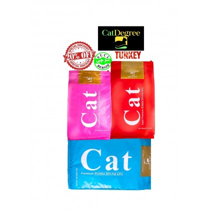 Cat Food- CAT DEGREE- Mother & Baby 7kg